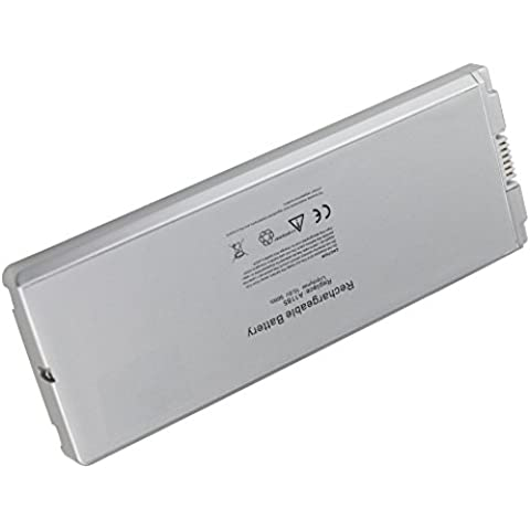 New Extended Replacement Laptop Battery compatible with APPLE MacBook 13