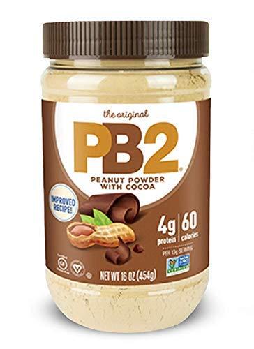 Pb2burro di arachidi al cioccolato, 454g