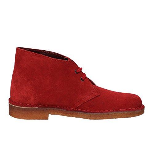 Schuhe Clarks Bordeaux