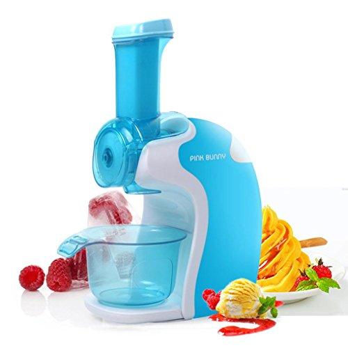 MNII Machine de fabrication de crème glacée aux petits fruits au lait Type de bricolage maison en poupe pour cuisine maison , blue , 355*240*115