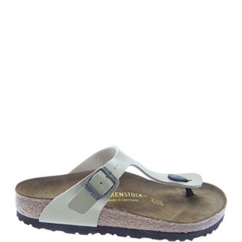 Birkenstock Gizeh - Sandali con Cinturino alla Caviglia Donna Incenso