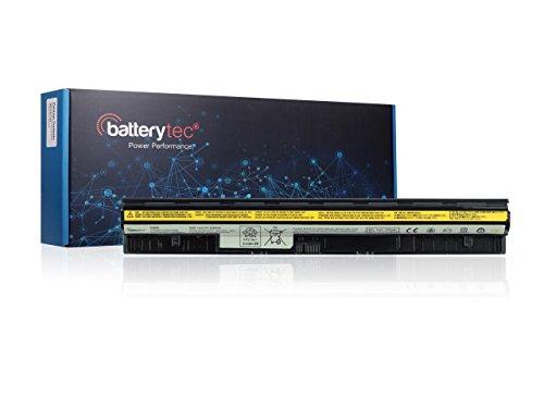 Batterytec® Batería para LENOVO IdeaPad G400S G405S G410S G500S G505S G510S S410P S510P Z710, L12L4A02 L12L4E01 L12M4A02 L12M4E01 L12S4A02 L12S4E01. [14.4V 2200mAh, 12 meses de garantía]