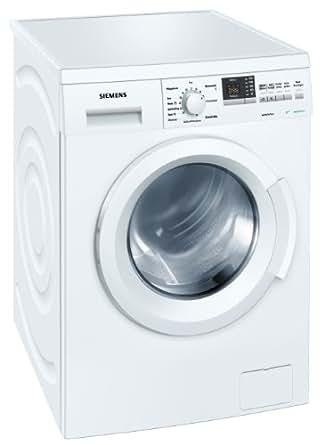 siemens wm14q3ed waschmaschine frontlader a 1400 upm 7. Black Bedroom Furniture Sets. Home Design Ideas