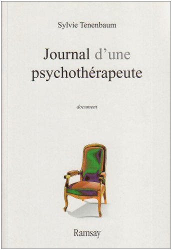 Journal d'une psychothérapeute