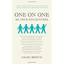 One on One by Craig Brown (5-Jul-2012) Paperback