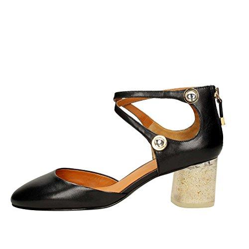 What For , Chaussures de sport d'extérieur pour femme noir noir 37 EU Noir