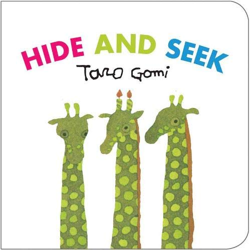 Hide and Seek por Taro Gomi