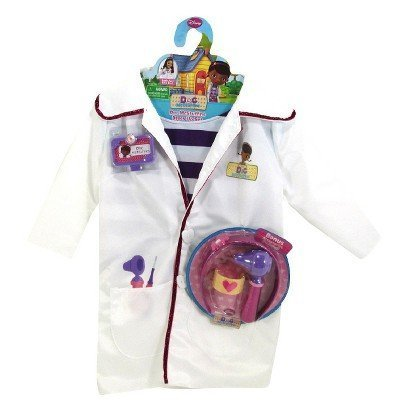 Disney Doc McStuffins Dress Up - Doc Mcstuffins Dress Up Kostüm