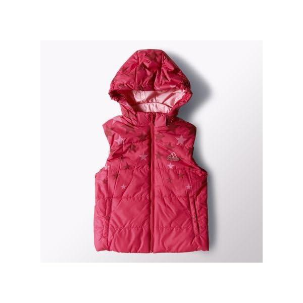 adidas Abrigos – Redondo – para Bebé Niña