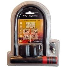 Blackspur BB-BH214 U-Type Bicycle Lock