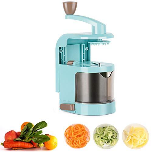 PENGPENGRAN Picadora de Alimentos, picadora de Carne/licuadora / máquina de suplemento alimenticio - Frutas, Verduras/nueces / Hierbas/Ensalada de Cebolla