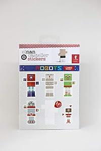 El Nan Casteller - Stickers Robots (V35)