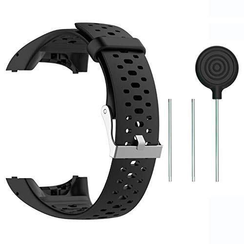 Zoom IMG-3 saisiyiky cinturino sportivo in silicone