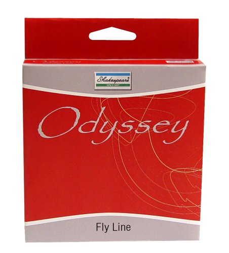Shakespeare Odyssey Fly Line WF 6 medium sink Fliegenschnur