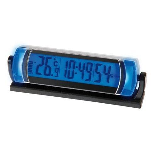 Lampa 86328. SEYIO hc-100Uhr mit Thermometer und Hygrometer