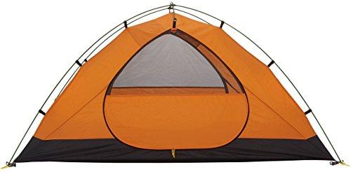 Wechsel tents EXTREM ZELT   Charger Travel Line   Profi Kuppelzelt   spezielle Gestängeverbindungsknoten für eine HOHE Stabilität   2 Personen Geodät   auch ohne Innenzelt nutzbar   Farbe: braun - 5