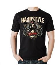Hardstyle is my Style2 T-Shirt schwarz