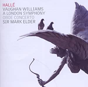 Vaughan Williams A London Symphony and Oboe Concerto
