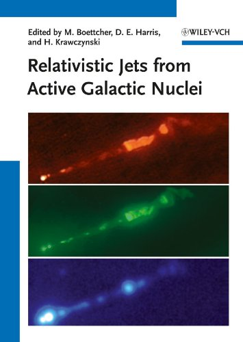 Relativistic Jets from Active Galactic Nuclei (English Edition) -