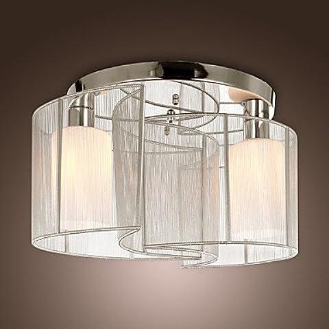 PJSKJZQ luz de techo dormitorio moderno diseño 2 luces , 220-240V