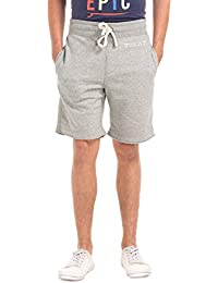 GAP Men's Relaxed Fit Cotton Shorts
