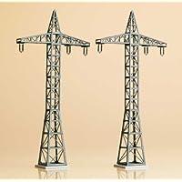 Auhagen 42630 alta tensión las columnas de modelado Kit