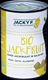 Jacky F. Bio Junge Jackfrucht in Salzlake (2 x 400 gr)