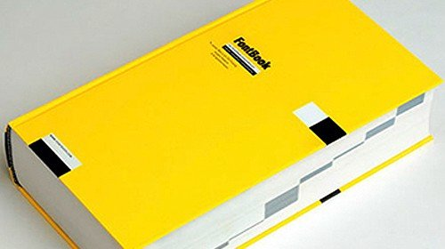 FontBook 4: Digital Typeface Compendium Buch-Cover