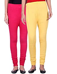 Belmarsh Warm Leggings - Pack of 2 (Rani_Yellow)