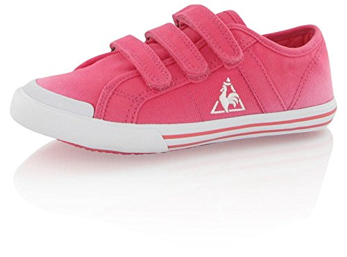 Le Coq Sportif Saint Malo Shaded rose, baskets mode mixte Rose