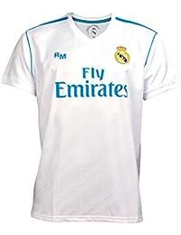 Camiseta Real Madrid oficial junior primera equipación (Talla ropa 12 ...