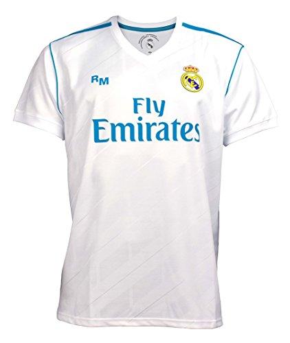 Camiseta Real Madrid oficial junior primera equipación (Talla ropa 14 años) fb840e957b1ca