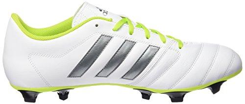adidas Herren Gloro 16.2 Fg Fußballschuhe Weiß / Grün (Ftwbla / Nocmét / Seliso)