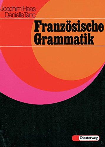 Französische Grammatik: Schülerband