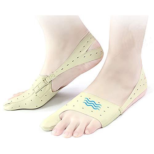 1 paio elastico borsite correttore giorno e notte indossabile alluce separatore traspirante alluce valgo raddrizzatore (size : s)