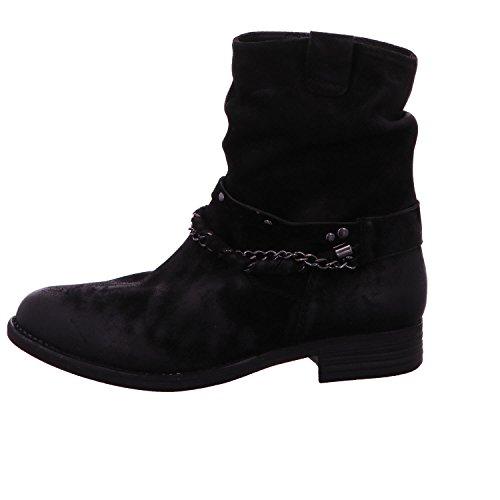 SPM KA17604415-, Stivali donna Nero (nero)