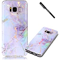 Tifightgo Samsung Galaxy S8 Plus Hülle Marmor,Ultra Dünn Case für Samsung Galaxy S8 Plus,Premium Elegant Fashion... preisvergleich bei billige-tabletten.eu