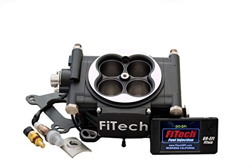 FiTech Fuel Injection Universal Go EFI 4 Fuel Injection Kit P/N 30002