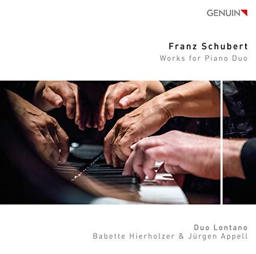 Preisvergleich Produktbild Franz Schubert - Werke für Klavierduo