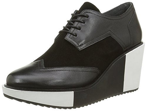 United nude Geo Wing Mid, Chaussures Derby Femme