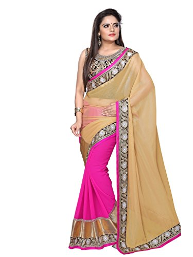 Designer Chiffon Super Coting + Chiffon Sarees With Velvet + Heavy Work Blouse Material