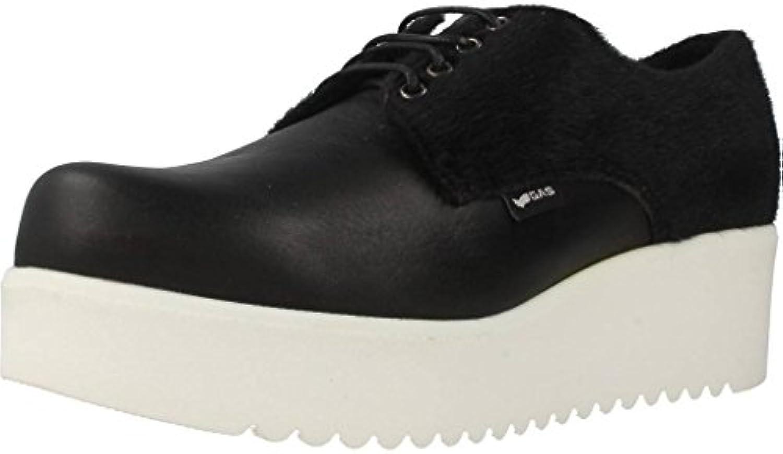 GAS Halbschuhe &; Derby-Schuhe Farbe Schwarz Marke Modell Halbschuhe &; Derby-Schuhe Sasha Schwarz