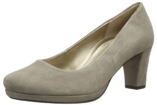 Gabor Shoes Gabor Comfort 82.190.42 Damen Pumps Grau (koala)