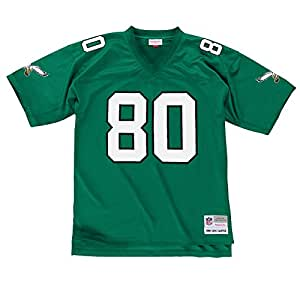 Cris Carter Philadelphia Eagles NFL Mitchell & Ness Throwback Jersey Maillot - Green