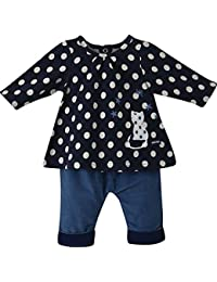 9b80e737b67c7 Sucre D Orge - pants - Féminin - 1 - tunique + pantalon bebe marine