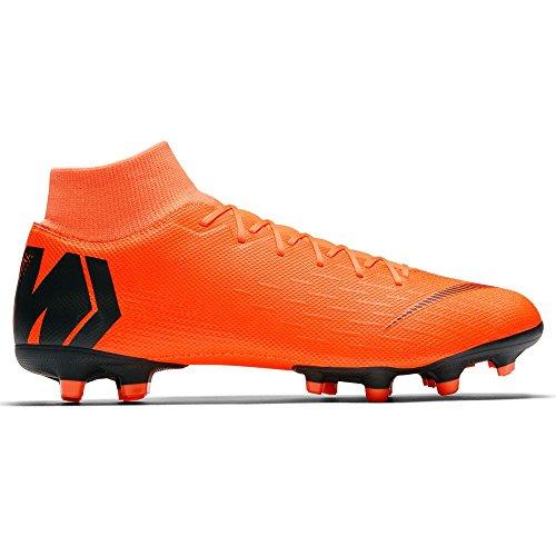 Nike Unisex-Kinder Jr Superfly 6 Academy GS MG Fußballschuhe, Orange (Total Orangeblacktotal Orang 810), 32 EU