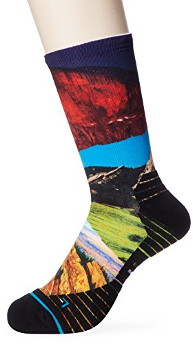 Stance Run Krup Quarter Laufsocken 43-46 EU