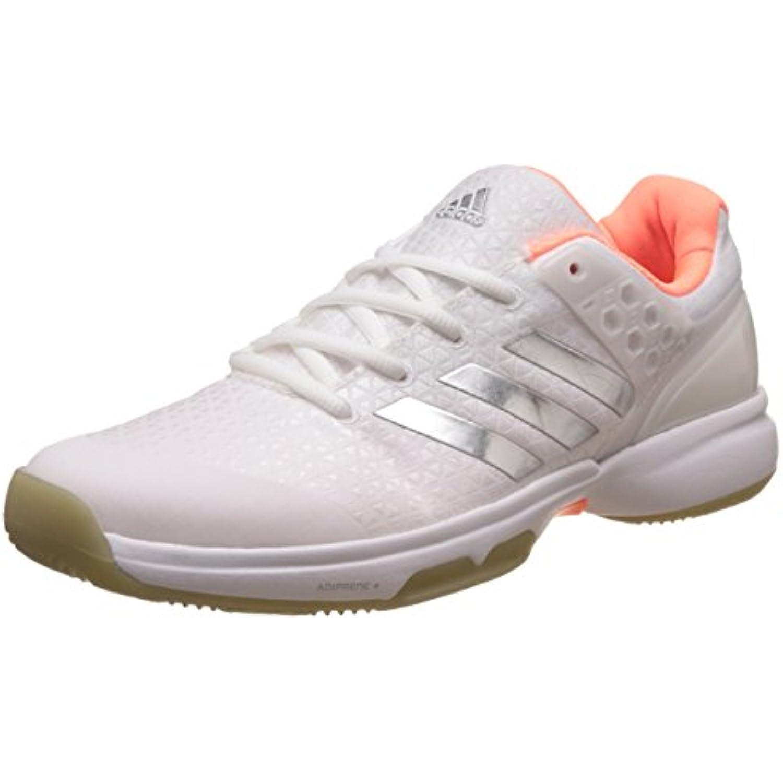 sneakers for cheap 19908 fa67d adidas PerforFemmece-Chaussures de Tennis Adizero Ubersonic 2 W Blanc Blanc  Blanc B01N2XTYW8 - eaba33