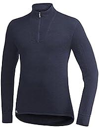 Woolpower 400 Turtleneck Long Sleeve Zipp Shirt Men - Thermounterwäsche