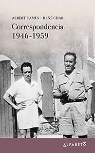 Correspondencia 1946 – 1959 par Albert Camus